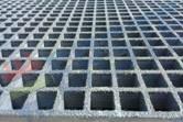 Композитные решетчатые настилы с кварцевым песком